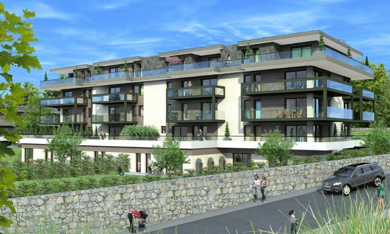 Immobilier neuf à Evian les Bains